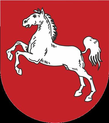 Niedersachsen Wappen